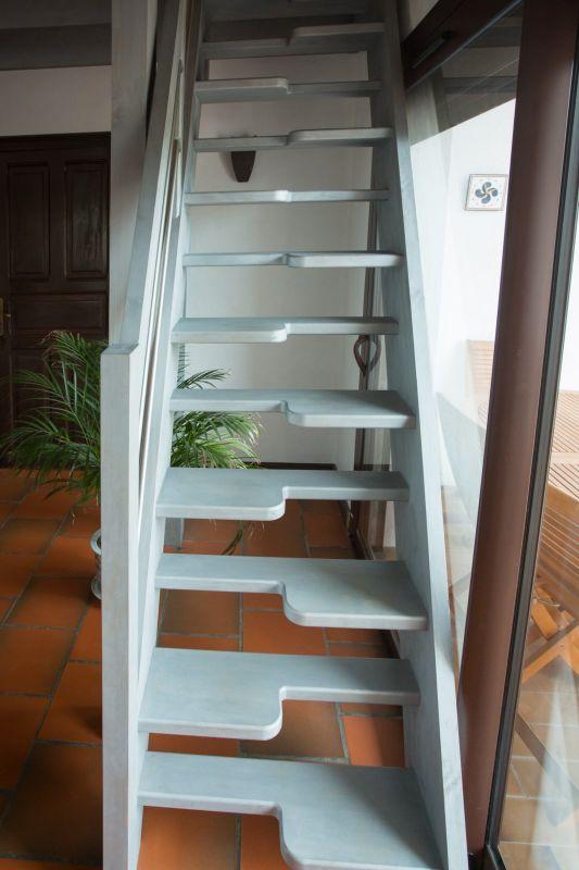 Escalier Gain De Place Pour Mezzanine Ou Duplex Cote Sud