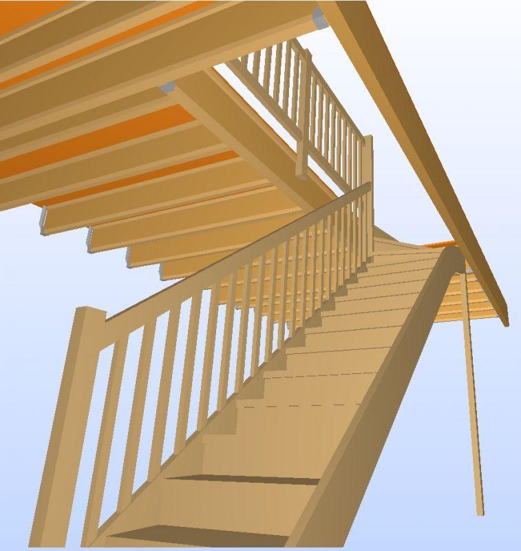 conception d 39 escaliers et gardes corps en pays basque