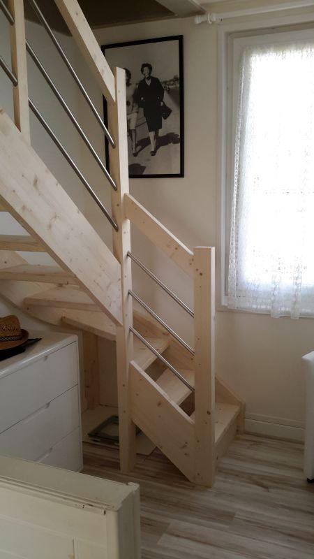 fabricant escalier bois et metal sur mesure landes c te. Black Bedroom Furniture Sets. Home Design Ideas