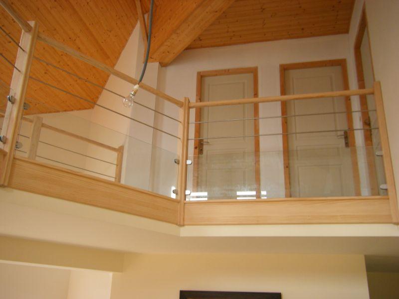 vente de gardes corps sur mesure bayonne cote escalier. Black Bedroom Furniture Sets. Home Design Ideas